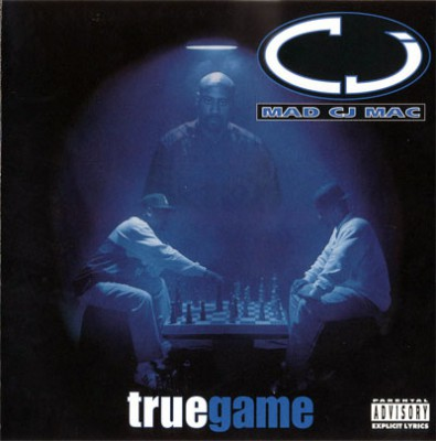 Mad CJ Mac – True Game (CD) (1995) (FLAC + 320 kbps)