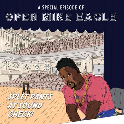 Open Mike Eagle – A Special Episode Of EP (WEB) (2015) (FLAC + 320 kbps)