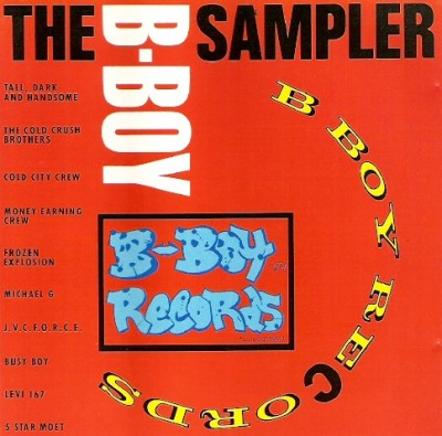 VA – The B-Boy Sampler (CD) (1988) (FLAC + 320 kbps)