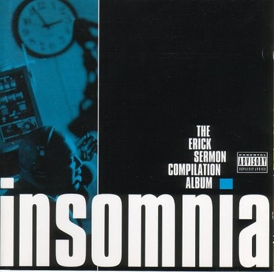 VA – Insomnia: The Erick Sermon Compilation Album (CD) (1996) (FLAC + 320 kbps)