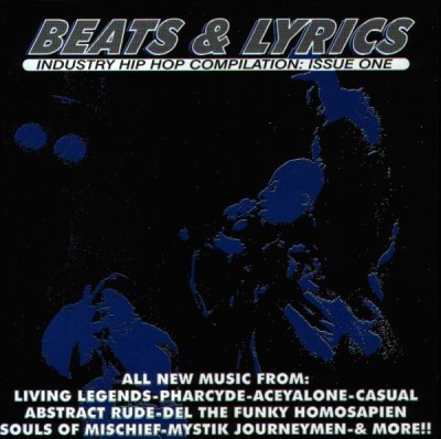 VA – Beats & Lyrics (Industry Hip Hop Compilation: Issue One) (CD) (1997) (FLAC + 320 kbps)