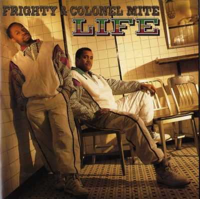 Frighty & Colonel Mite – Life (1990) (CD) (FLAC + 320 kbps)