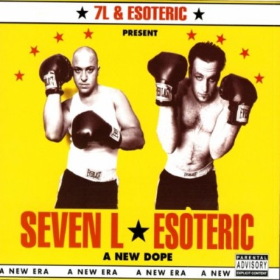 7L & Esoteric ‎– A New Dope (CD) (2006) (FLAC + 320 kbps)