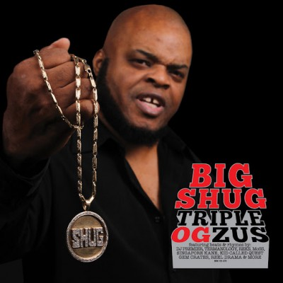 Big Shug – Triple OGzus (WEB) (2015) (FLAC + 320 kbps)