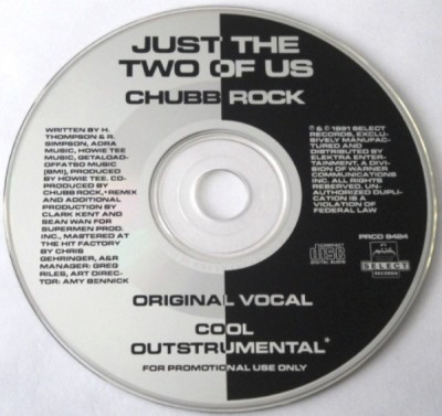 Chubb Rock – Just The Two Of Us (Promo CDS) (1991) (320 kbps)