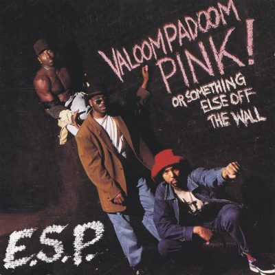 E.S.P. – Valoompadoom Pink! Or Something Else Off The Wall (CD) (1991) (320 kbps)