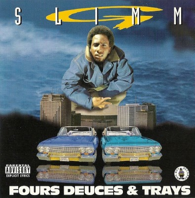 G-Slimm – Fours Deuces & Trays (CD) (1994) (FLAC + 320 kbps)