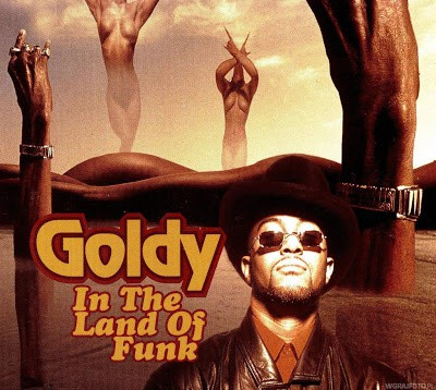 Goldy – In The Land Of Funk (CD) (1994) (FLAC + 320 kbps)