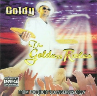 Goldy – The Golden Rules (CD) (1998) (320 kbps)