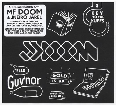 JJ DOOM – Key To The Kuffs (Butter Edition) (2xCD) (2012-2013) (FLAC + 320 kbps)