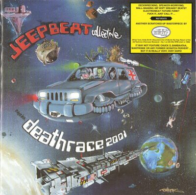 Jeep Beat Collective – 2001 Deathrace (CD) (2001) (FLAC + 320 kbps)
