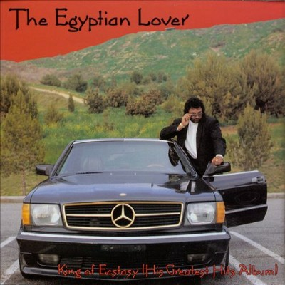 The Egyptian Lover – King Of Ecstasy (His Greatest Hits Album) (CD) (1989) (FLAC + 320 kbps)