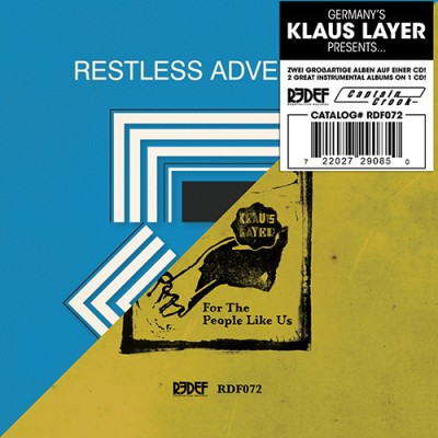 Klaus Layer – Restless Adventures / For The People Like Us (CD) (2015) (FLAC + 320 kbps)