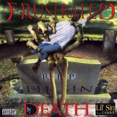 Lil' Sin – Frustrated By Death (CD) (1996) (FLAC + 320 kbps)