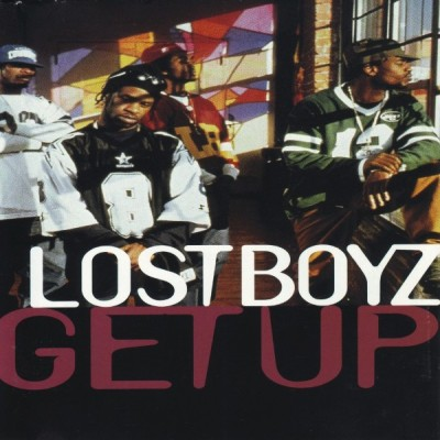 Lost Boyz – Get Up (CDS) (1996) (FLAC + 320 kbps)