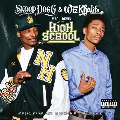Snoop Dogg & Wiz Khalifa – Mac + Devin Go To High School (CD) (2011) (FLAC + 320 kbps)
