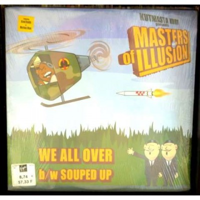 Masters Of Illusion – We All Over (CDS) (2000) (FLAC + 320 kbps)