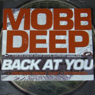 Mobb Deep – Back At You (Promo CDS) (1996) (FLAC + 320 kbps)