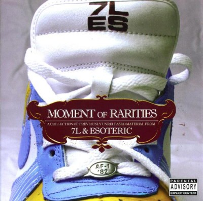 7L & Esoteric ‎– Moment Of Rarities (CD) (2005) (FLAC + 320 kbps)