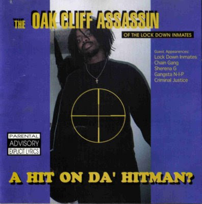 Oak Cliff Assassin – A Hit On Da' Hitman (CD) (1995) (320 kbps)