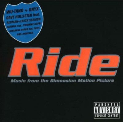 OST – Ride (CD) (1998) (FLAC + 320 kbps)