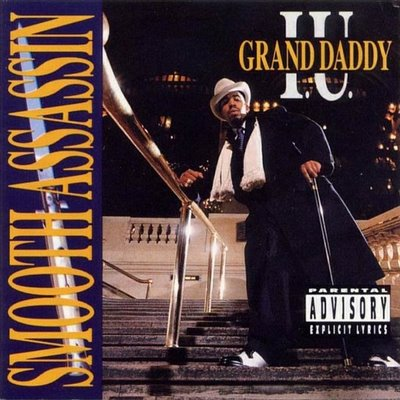 Grand Daddy I.U. ‎– Smooth Assassin (Reissue CD) (1990-2007) (FLAC + 320 kbps)