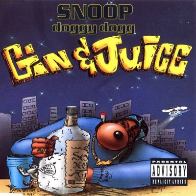 Snoop Doggy Dogg – Gin & Juice (CDM) (1994) (FLAC + 320 kbps)