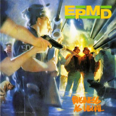 EPMD – Business As Usual (1990-2000 RE) (CD) (FLAC + 320 kbps)