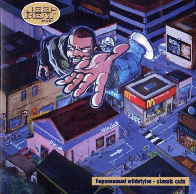 Jeep Beat Collective – Repossessed Wildstyles – Classic Cuts (1997) (CD) (FLAC + 320 kbps)