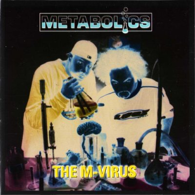 Metabolics ‎- The M-Virus (1998) (CD) (FLAC + 320 kbps)