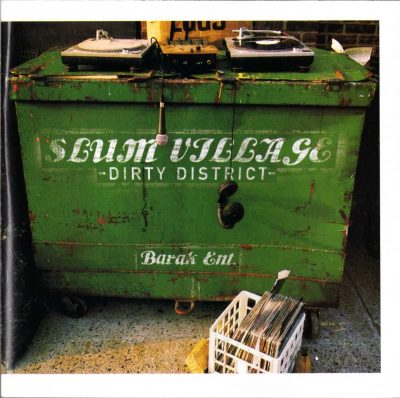 Slum Village – Dirty District (2002) (CD) (FLAC + 320 kbps)