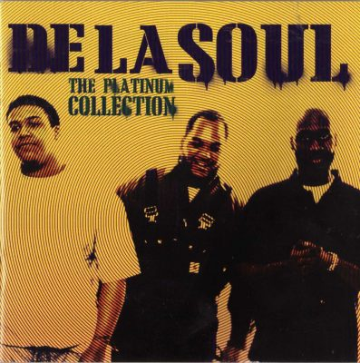 De La Soul – The Platinum Collection (2007) (CD) (FLAC + 320 kbps)