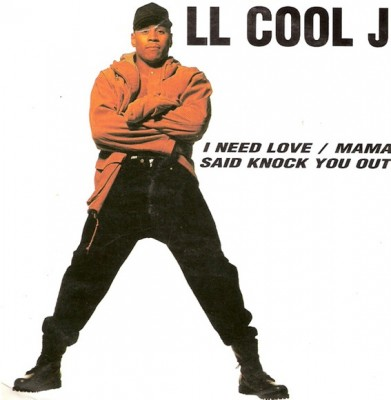 LL Cool J – I Need Love / Mama Said Knock You Out (CDS) (1996) (FLAC + 320 kbps)