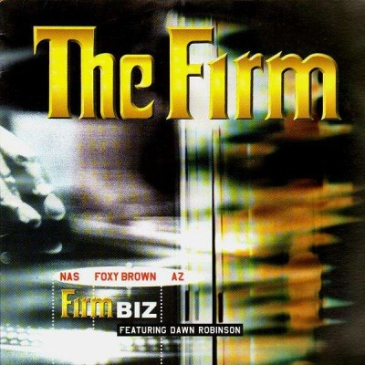 (1997) The Firm - Firm Biz (CDS) (FRONT)