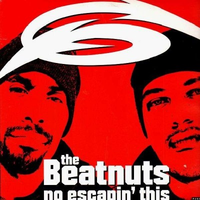 (2001) The Beatnuts - No Escapin' This (CDS) (FRONT)