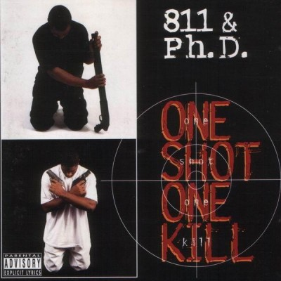 811 & Ph.D. – One Shot One Kill (CD) (1996) (FLAC + 320 kbps)