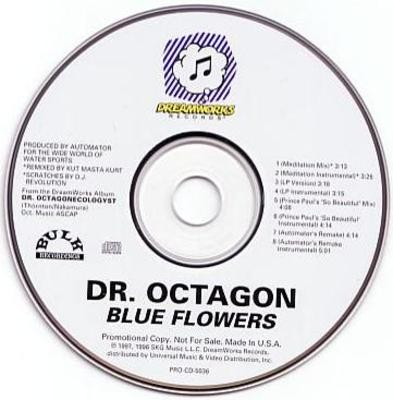 Dr. Octagon – Blue Flowers (CDS Promo) (1996) (FLAC + 320 kbps)