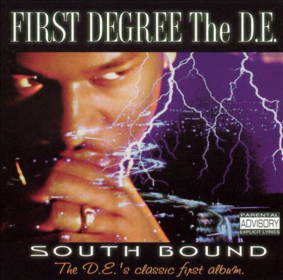 First Degree The D.E. – South Bound (CD) (1995) (FLAC + 320 kbps)