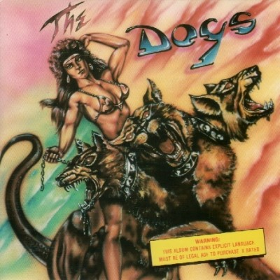 The Dogs – The Dogs (CD) (1990) (FLAC + 320 kbps)