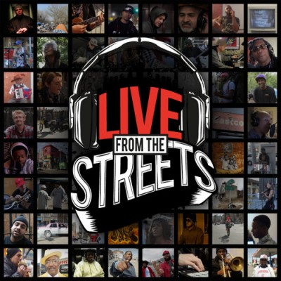 Mr. Green – Live From The Streets (WEB) (2015) (320 kbps)