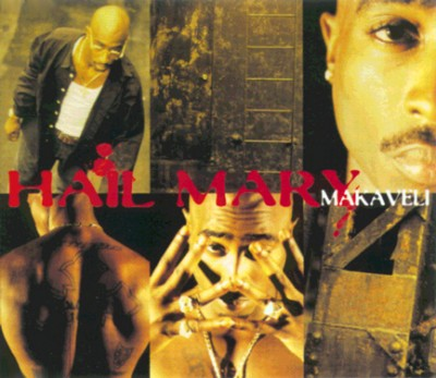 Makaveli – Hail Mary (UK CDS) (1997) (FLAC + 320 kbps)