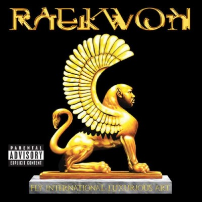 Raekwon – Fly International Luxurious Art (CD) (2015) (FLAC + 320 kbps)