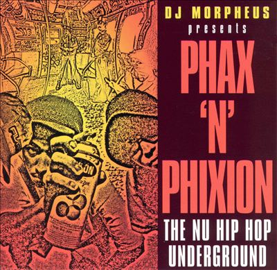 Various - Presents Phax 'N' Phixion