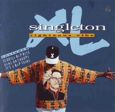 XL Singleton – Righteous Vibe (CD) (1994) (FLAC + 320 kbps)