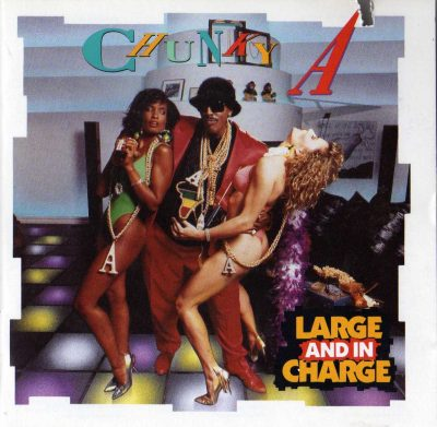 Chunky A (aka Arsenio Hall) – Large And In Charge (1989) (CD) (FLAC + 320 kbps)