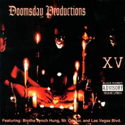 Doomsday Productions – XV (CD) (1995) (FLAC + 320 kbps)