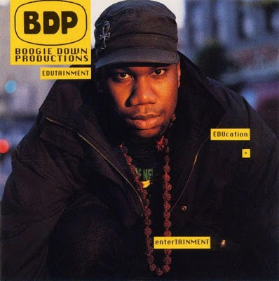 Boogie Down Productions – Edutainment (CD) (1990) (FLAC + 320 kbps)