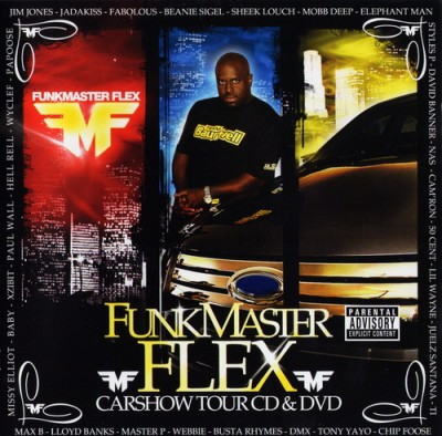 Funkmaster Flex – Carshow Tour (Japan Edition CD) (2005) (FLAC + 320 kbps)