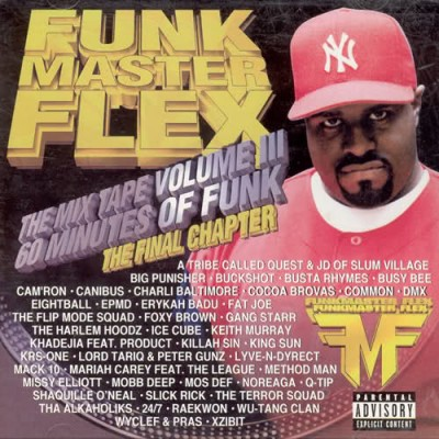 Funkmaster Flex Presents – 60 Minutes Of Funk: The Mix Tape Volume III (CD) (1998) (FLAC + 320 kbps)
