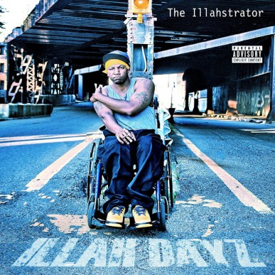 Illah Dayz – The Illahstrator (CD) (2015) (FLAC + 320 kbps)